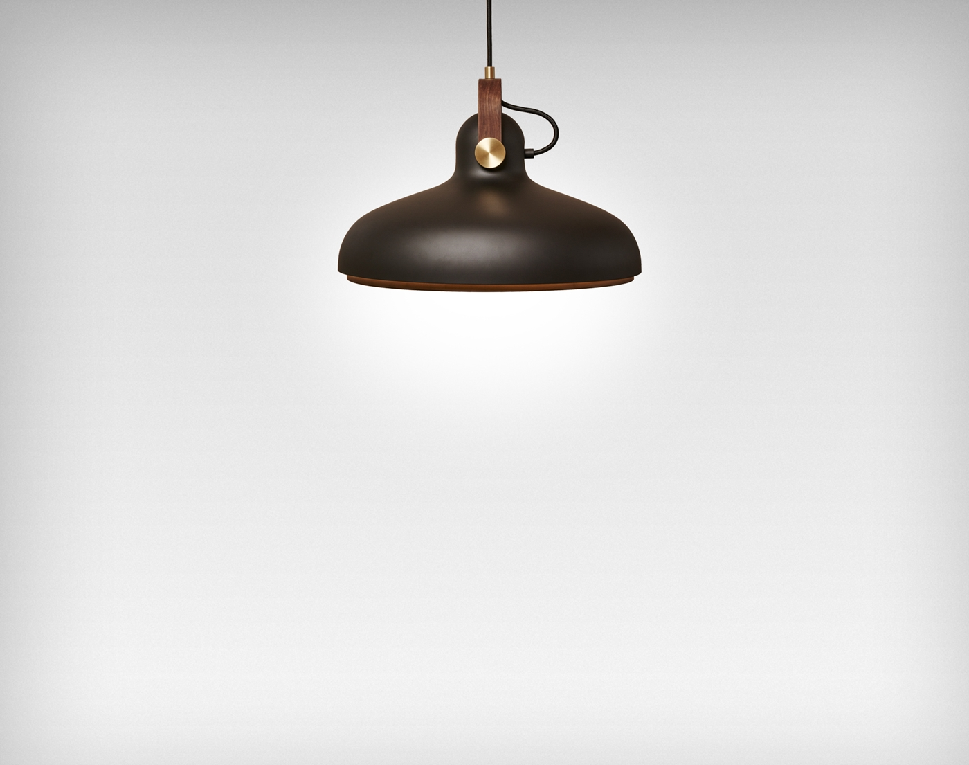 CARRONAD pendel sort, Ringsted