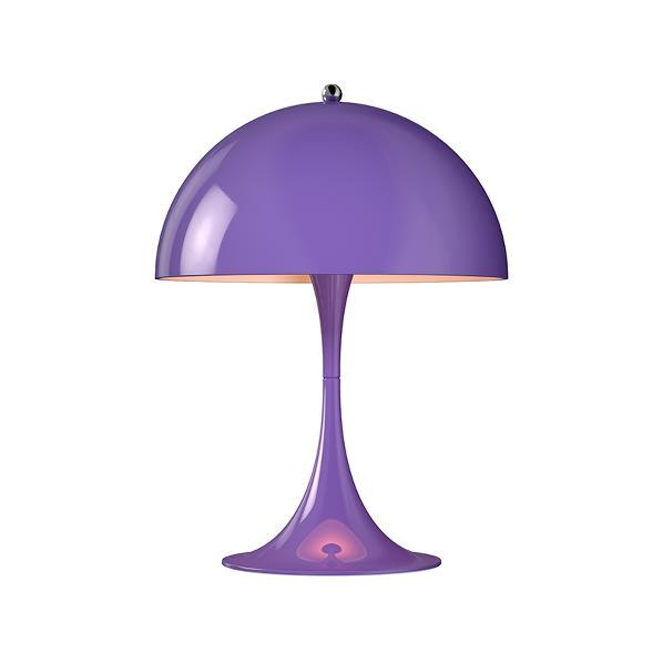 Verner Panton PANTHELLA MINI BORD VIOLET, Ringsted