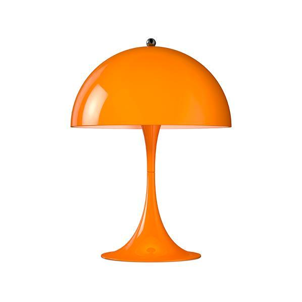 Verner Panton PANTHELLA MINI BORD ORANGE, Ringsted