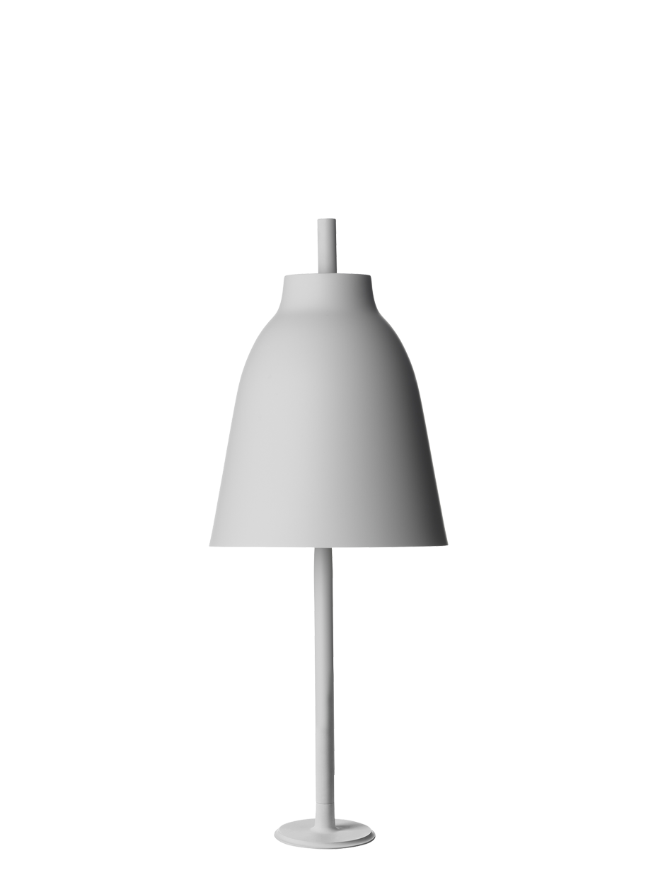 Caravaggio matt plug-in grey, Ringsted