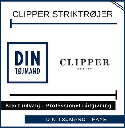 Clipper striktrøjer, Faxe