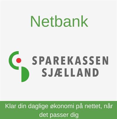 sparekassen sjælland netbank privat