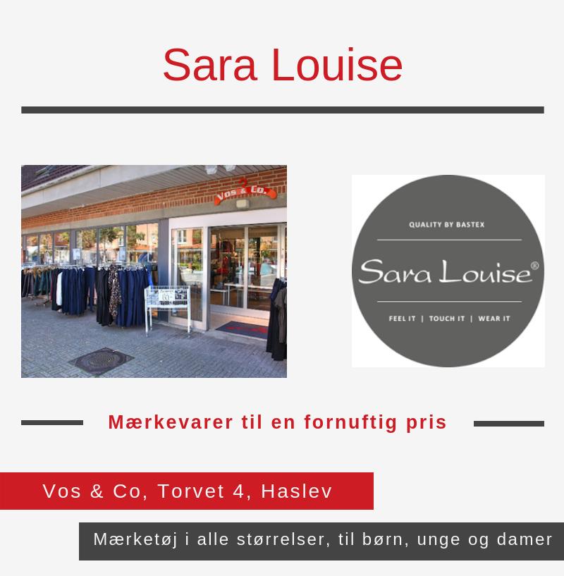 e33b7c9cc87b Sara Louise dametøj hos Vos   Co i Haslev