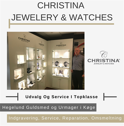 Christina Jewelry & Watches dameure Køge