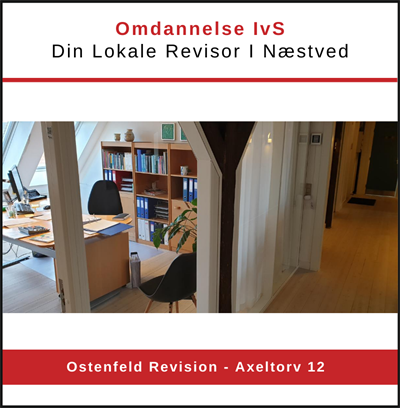 Omdannelse IVS Næstved