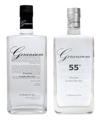 Geranium Gin, Ringsted