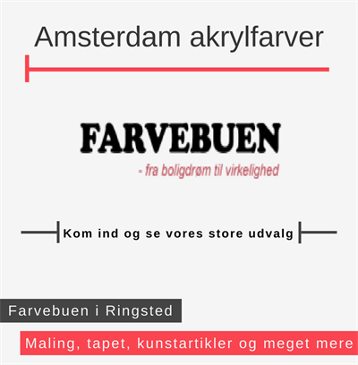 Amsterdam akrylfarver Ringsted