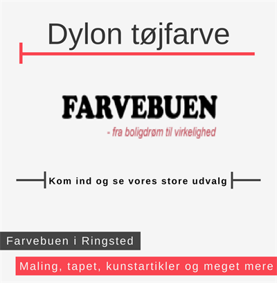 Dylon Tøjfarve Ringsted