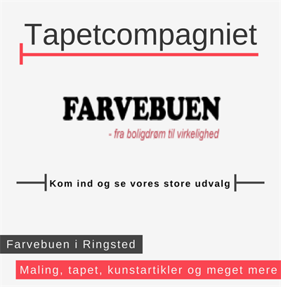 Tapetcompagniet tapet Ringsted