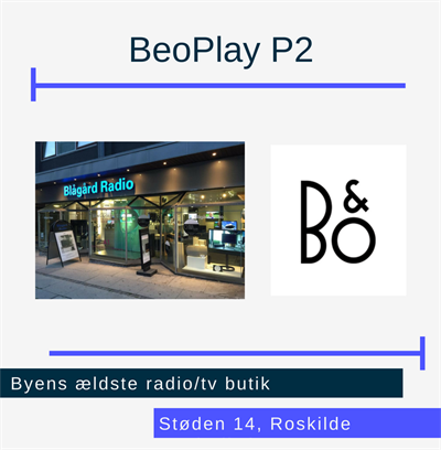 Beoplay P2 Roskilde